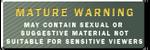 Mature Viewer Discretion Warning By Xdialinnx D673