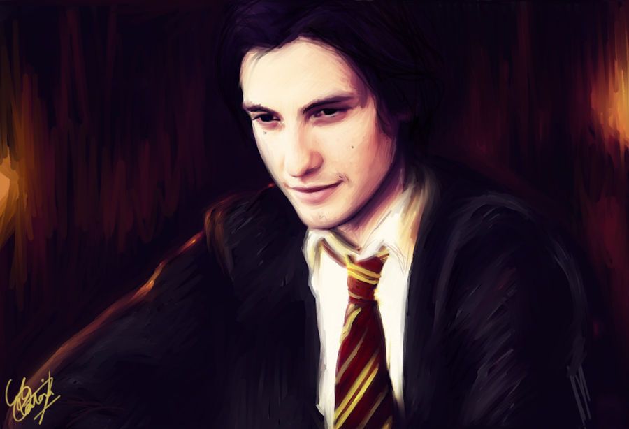 Young Sirius Black by cattybonbon on DeviantArt
