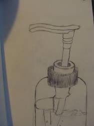 Hand Sanitizer by Shydrow