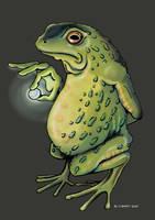 Frog Mystic
