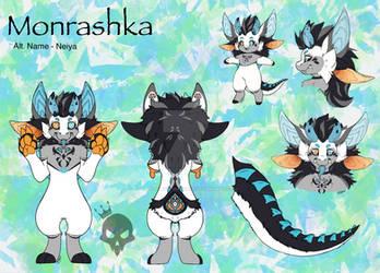 Monrashka Ref (Personal)