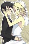 drarry wedding