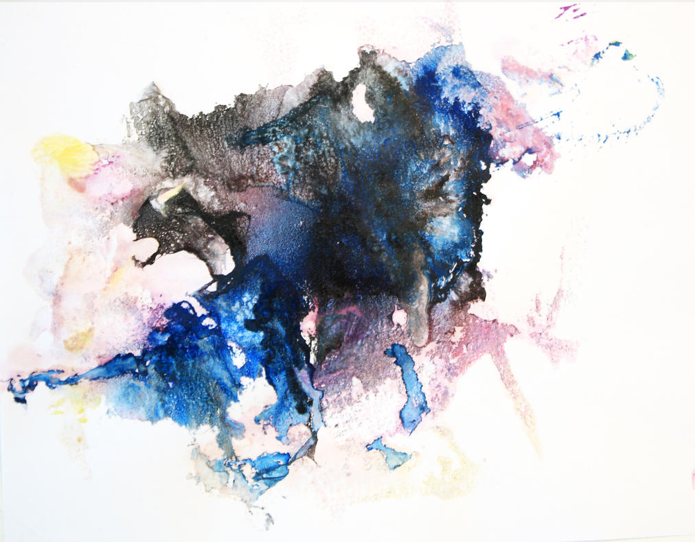 Watercolor Images Abstract Watercolor Spraypaint Abstract