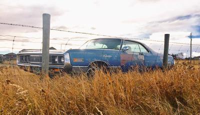 1971 Chrysler New Yorker (sold) by Imsawrie
