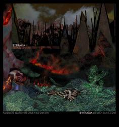 Kosmos Wardhin Draepas Om Sin by sytraxia