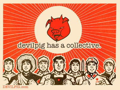 Devilpig has a collective