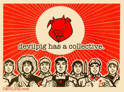 Devilpig has a collective by Devilpig