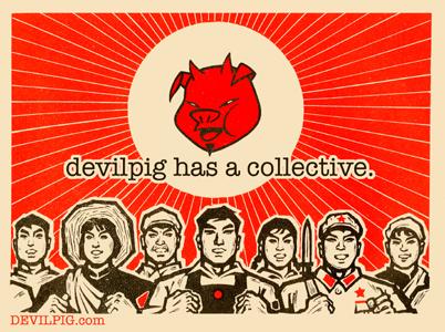 Devilpig has a collective by Devilpig