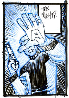 The Mighty no.3 First thumb