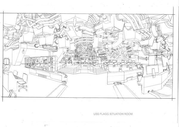 GI Joe Resolute USS Flagg 2 by Devilpig