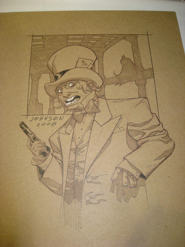Convention sketch dump 4 by Devilpig