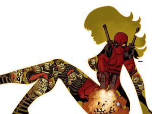 Deadpool cover