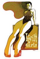 Kwilt Girl color by Devilpig