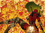 Deadpool Variant cover