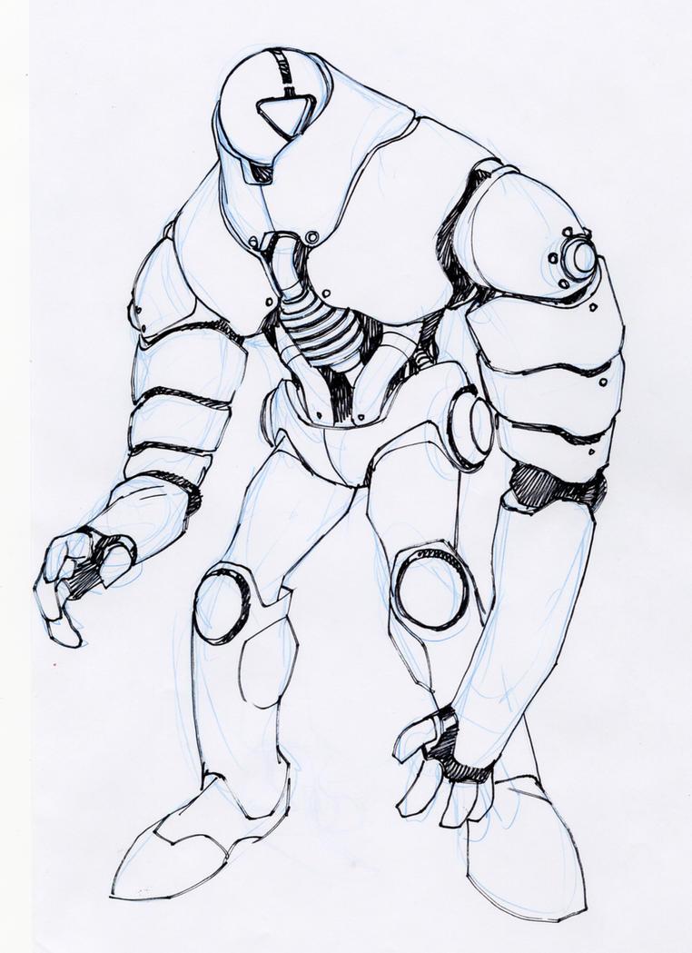 Robot dump part four by Devilpig