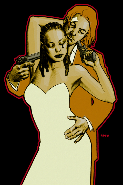 100 Bullets 57 cover
