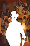 Batman Broken City 622 Cover