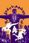 Batman Broken City 625 Cover