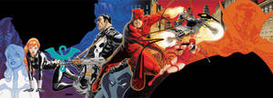 Marvel Knights poster