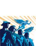 All Star Comics cover