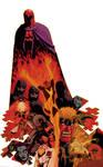 X-Villains poster