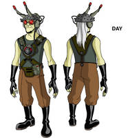 Ben 10 Doctor Animo design by Devilpig