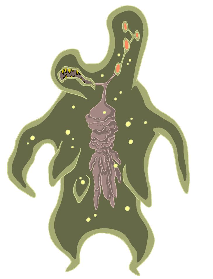 Ben 10 Alien 3 design by Devilpig