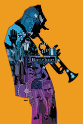 100 Bullets 8 TPB cover