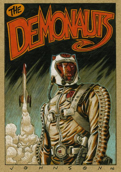 Demonauts by Devilpig