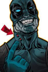 Deadpool no. 30 by Devilpig