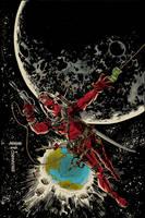 Deadpool 33 by Devilpig