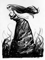 DDSC Black dress 1 by Devilpig