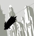 Old Batman cover dump Dec745