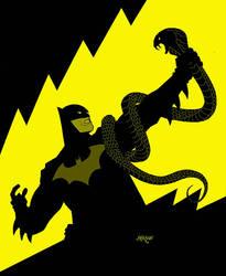 Old Batman cover dump Dec746 by Devilpig