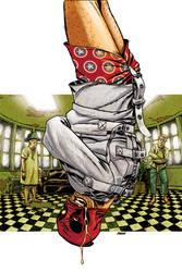 Deadpool 40 by Devilpig