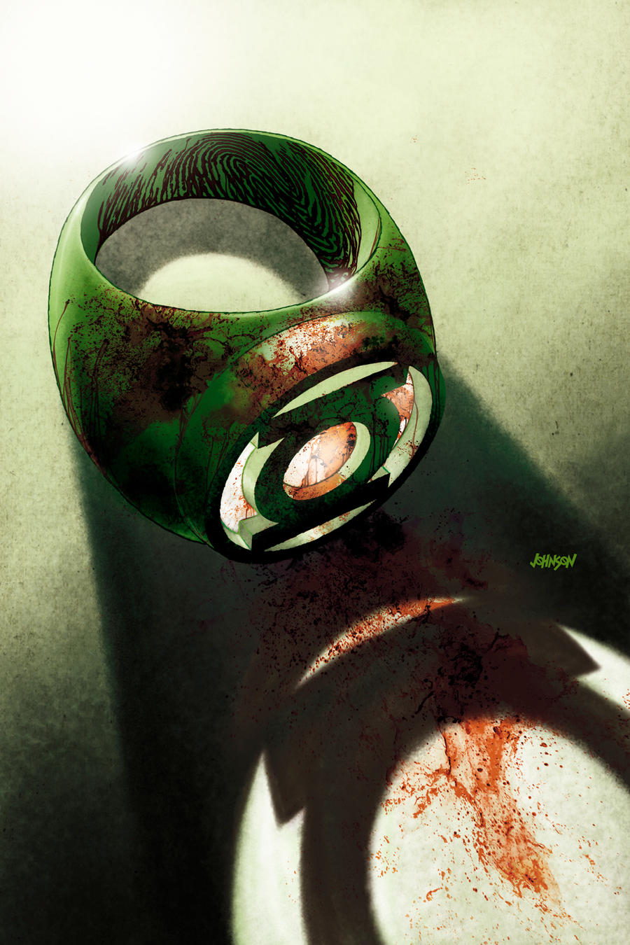 Green lantern ring comic - photo#4