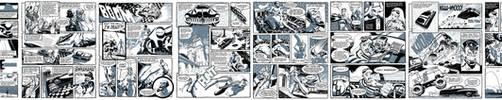 Flatulene Issue 1 Strip by Devilpig