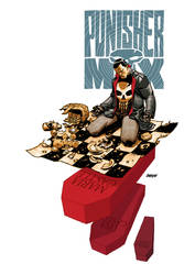 Punisher Max 15 by Devilpig