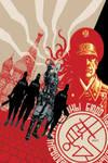 B.P.R.D. Russia No. 1 cover