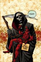 Deadpool 52 by Devilpig