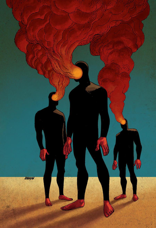 Smoke Men DDSC by Devilpig