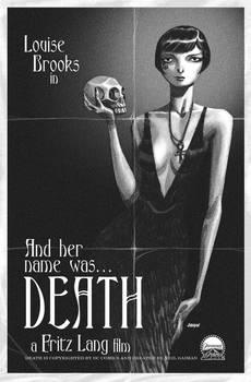 Louise Brooks as DEATH
