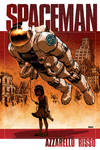 Spaceman no. 6 cover