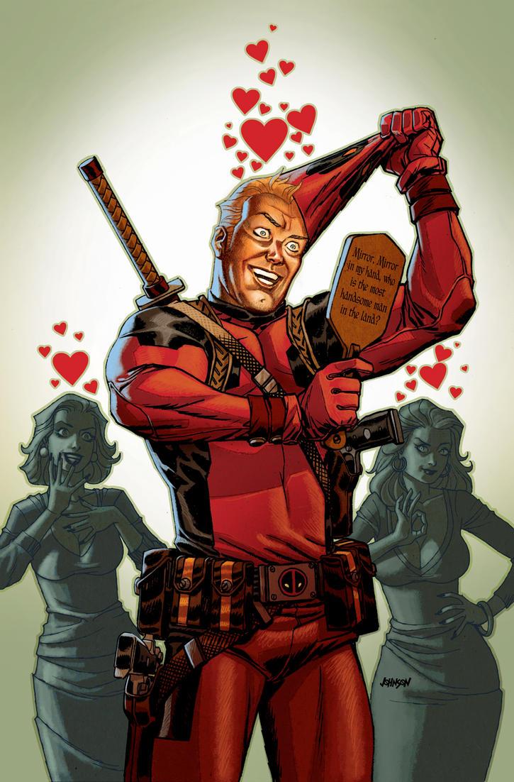 Deadpool No. 55 by Devilpig