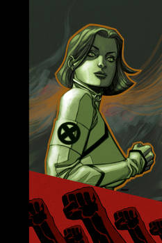 Ultimate X-Men no. 14 cover