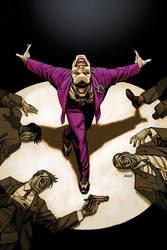 Joker/Grason variant cover