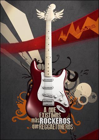 Firmas salvajes han aparecido  Guitar_by_byjossa-d4moorm