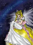 -Sailor Moon- Angel