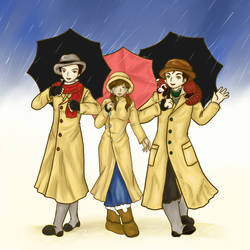 Singing in the Rain -Korra-