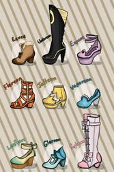 Eevolution Shoes